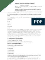 EXERCÍCIOS_SOCIOLOGIA_UNIDADE_1