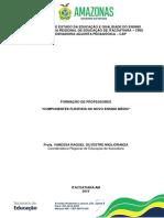 Projeto Formação Disciplinas Flexiveis