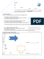 Guía para pasar el examen de matemáticas de segundo de secundaria