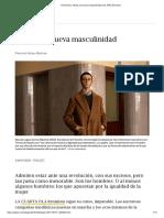 Feminismo_ Hacia Una Nueva Masculinidad _ EL PAÍS Semanal