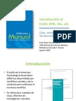 Introduccion APA 6ta Ed (v Recortada)