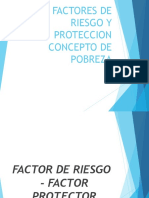 factores de riesgo y protección