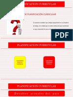 ponencia curriculum