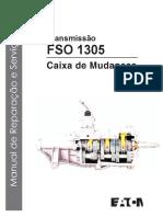 Manual Transmissao FSO 1305
