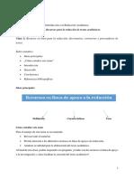 Recursos en Línea Para La Redacción. Diccionarios, Correctores y Procesadores de Texto
