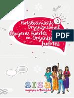 Herramientas organizacionales para organizaciones de mujeres