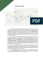 History of Gapan City Nueva Ecija
