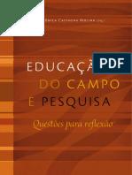 Educação do campo e pesquisa