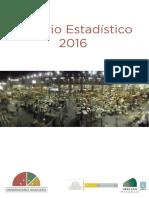 Anuario Estadístico Mercado Modelo 2016