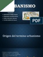 Urbanismo I