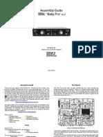 GKL Audio GKit BabyPreV4.2 AssemblyGuide