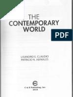 424078357 the Contemporary World Claudio PDF