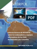 Informe Interpol