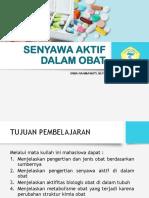 3.SENYAWA AKTIF DALAM OBAT.pptx