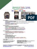 Manual Da Fonte ID-24035 ID-30035