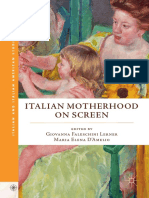 (Italian and Italian American Studies) Giovanna Faleschini Lerner, Maria Elena D'Amelio (Eds.) - Italian Motherhood on Screen-Palgrave Macmillan (2017)