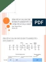 4 Protocolos de Enrutamiento Dinamico