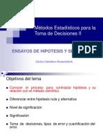 3. Ensayos de Hipotesis y Contrastacion.ppt