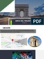 Funciones Del Arco Del Triunfo Neoclasico