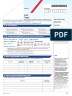 Global Health Access Service Request Form