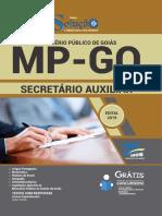 Apostila Digital Mp-go - 2019 - Secret Rio Auxiliar PDF