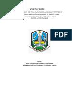 Pedoman Pemantauan Dan Evaluasi DBHCHT TA 2018 Kesling
