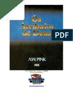 Os Atributos de Deus - Arthur W. Pink.doc