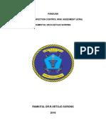Panduan Identifikasi Resiko Infeksi (ICRA) Program - Copy