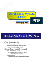 Lecture 15 - MySQL- PHP 1.ppt