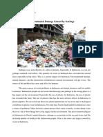 Masalah Sampah (b.ing)