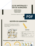 MANEJO DE MATERIALES Y GESTIÓN DE ALMACENES