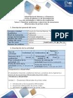 Guia de Actividades y Rubrica de Evaluacion - Tarea 1-Resolver Problemas y Ejercicios de Ecuaciones Diferenciales de Primer Orden. (2)