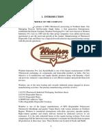 4. Windsorpack Report
