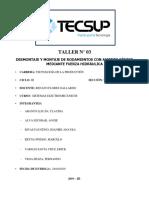 Taller Nº3 - Sistemas Electromecanicos
