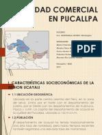 Actividad Comercial en Pucallpa