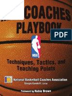 NBA Coaches Playbook _ Techniques, Tactics, And Teaching Points