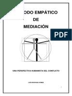 Libro_metodo Empatico en La Resolución de Conflictos_nuevo Humanismo