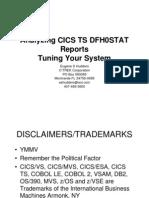 CICS Tuninng