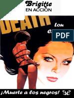 [Brigitte en accion 305] Carrigan, Lou - Muerte a los negros [51077] (r1.1).epub