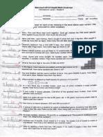 16 2015 Metrobank-MTAP-DepEd Math Challenge Elimination Grade 2