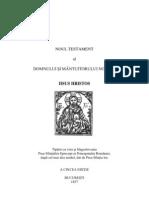 Noul Testament (1818)