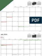 PDF Calendar