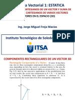 CLASE 2 (Suma y componentes de vectores 3D).pptx