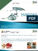 HUMEDAD Presentacion