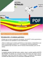1. Presentacion de Origen Del Petroleo