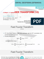 07. Fast Fourier Transform Revisi