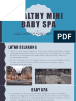 Baby Spa Blue
