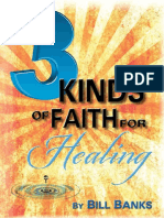 Three kind of faith for Victory