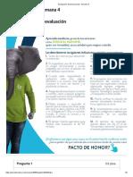 Examen Parcial Etica Empresarial - Semana 4