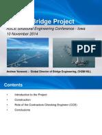 Incheon Bridge Project